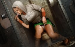 Free Hentai Image Set Gallery: Silent Hill