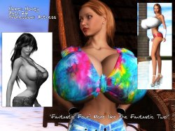 Free Hentai Misc Gallery: Foxtrot 3D - Honey