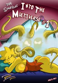 Free Hentai Western Gallery: Kogeikun - The Simpsons Into the Multiverse #1 (ongoing)