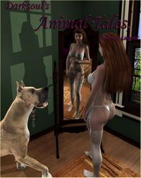 dark soul 3d animal   igfap