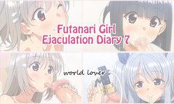 Free Hentai Artist CG Set Gallery: [World Lover (Kuga Hajime)] Futanari Shoujo no Shasei Nikki 7 [English] [Tigoris]