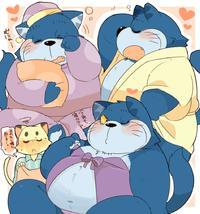 [Hyaku] ネコジャラ様とかニャーゴさんとか詰め詰め。