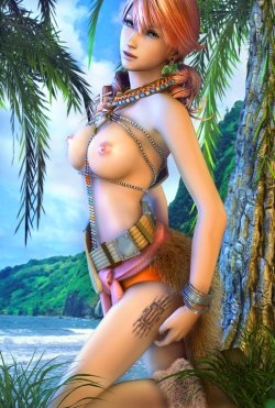 Free Hentai Misc Gallery: 3D FinalFantasy XIII