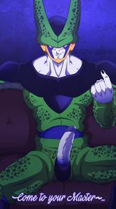 [Furipa] Come to your master (Dragon Ball Z)