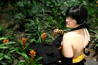 Soi Fon of Bleach Cosplayers