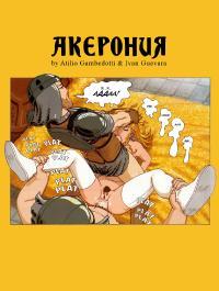 [Atilio Gambedotti] Akerronya [Russian]