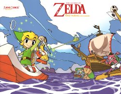 Free Hentai Non-H Gallery: [OYSTER] The Legend of Zelda: The Wind Waker: Link's 4-Koma Nautical Logbook (The Legend of Zelda) [English] {AnCo}