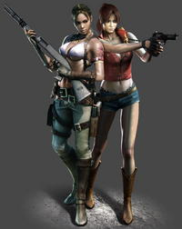 (Resident Evil 5) Sheva Alomar Collection