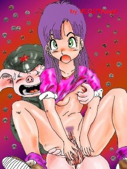 Free Hentai Image Set Gallery: Dragon Ball - Bulma