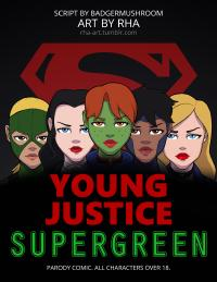 [Rha] Young Justice: Supergreen (Young Justice) [Ongoing]