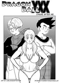 [Funsexydragonball] Chase After Me: Goten x Marron x Trunks (Dragon Ball GT) [Ongoing]