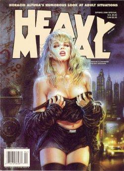 Free Hentai Western Gallery: Heavy Metal Erotic Special [2000-04-SE]