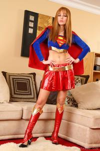 Supergirl Monika