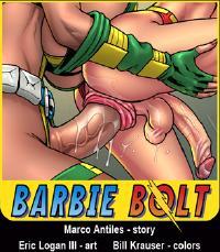[Eric Logan III] Barbie Bolt [Updated] [Ongoing] [English]