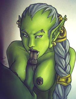 Free Hentai Western Gallery: WoW - Orc Females Compilation