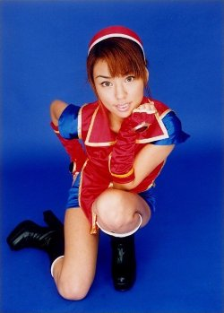 Free Hentai Cosplay Gallery: [Shuttle Japan] Athena Asamiya cosplay Fuck