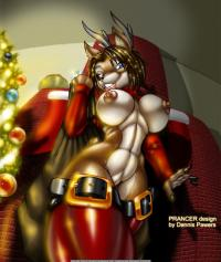Free Hentai Western Gallery: Deer and Reindeer