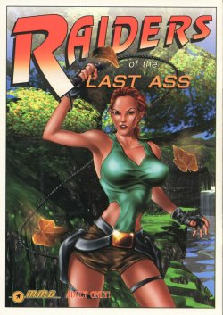 Free Hentai Western Gallery: [MMG] Raiders of The Last Ass (Tomb Raider)