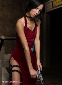 Free Hentai Cosplay Gallery: Ada Wong