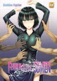 (C89) [Shinnihon Pepsitou (St.germain-sal)] FUBUKI VS 50MEN (One Punch Man) [English] [rookie84]