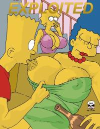 Free Hentai Western Gallery: The Simpsons: comics