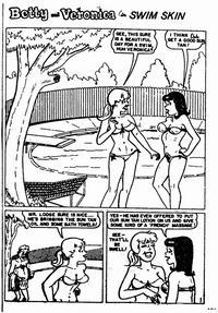Free Hentai Western Gallery: Swim Skin (Archie)
