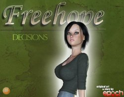 Free Hentai Misc Gallery: Freehope - Decisions (3-D Comix) [English]