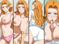 Free Hentai Artist CG Set Gallery: [X Bokkis] Yuuwaku no Natsu (Bleach)