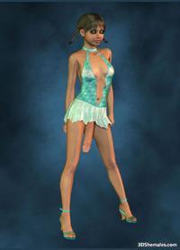 Free Hentai Misc Gallery: 3D Love Dolls Futanari 2
