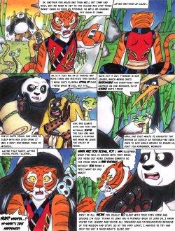 Free Hentai Misc Gallery: [yogurthfrost & Kellendros] Kung Fu Panda