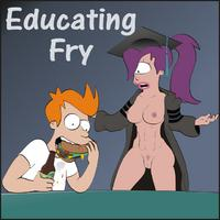 [jaxstraw] Educating Fry [still in progress][Update 10/2014]