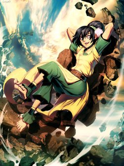 Free Hentai Misc Gallery: Toph Bei Fong