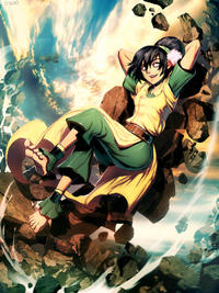 Free Hentai Non-H Gallery: Toph Bei Fong