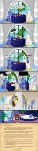 Free Hentai Non-H Gallery: Luna's Studies [My Little Pony]