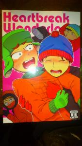 (DUDE_DUDE_DUDE!) [Do Do (Andou)] Heartbreak Wonderland (South Park)