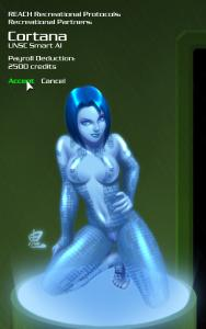 Free Hentai Western Gallery: Cortana