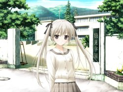Free Hentai Game CG Set Gallery: [Sphere] Yosuga no Sora