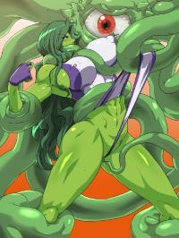 Free Hentai Western Gallery: She-Hulk
