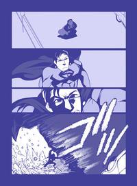 Superman & Batman vs Godzilla (warning:very short)