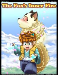 The Fox's Inner Fire (by Kitsune Youkai) [in progress]