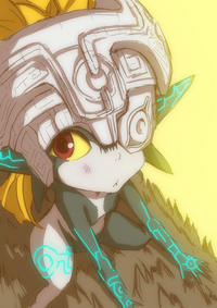 Free Hentai Image Set Gallery: midna