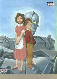 Free Hentai Misc Gallery: The Iron Giant