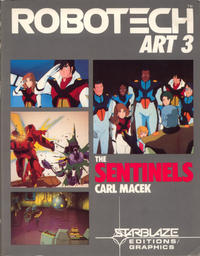 Robotech Art 3 - The Sentinels
