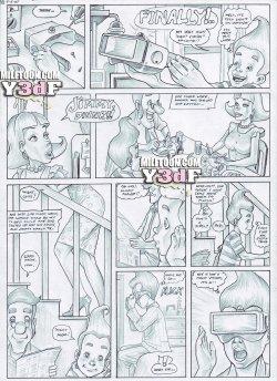 Free Hentai Western Gallery: Jimmy Neutron