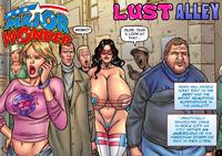[Eric Logan III] Major Wonder: Lust Alley [Updated] [Ongoing] [English]