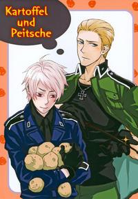 [tsd, SKY CLOISTER (M, yuto)] Kartoffel und Peitsche (Axis Powers Hetalia)