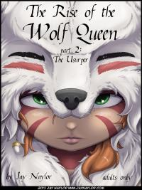 Free Hentai Western Gallery: [Jay Naylor] The Rise of the Wolf Queen: Part 2