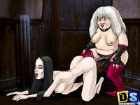 Free Hentai Western Gallery: Addams Family