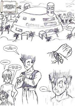 Free Hentai Western Gallery: dragon ball z bulma and gohan