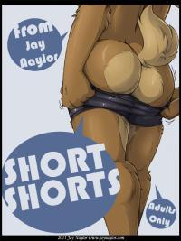 [Jay Naylor]  Short shorts [Russian]